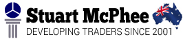 Stuart McPhee – Australian trader, author, speaker / trading education